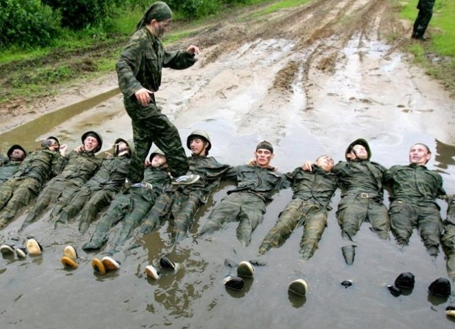 Image drôle vive l armée