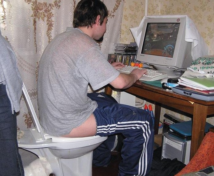Portable Office With Toilet