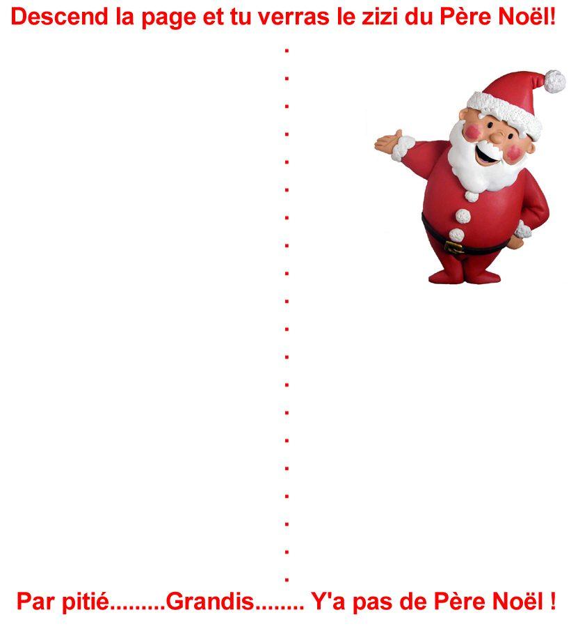 Le Zizi Du Pere Noel Humourr Com