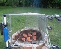 Un barbecue original !